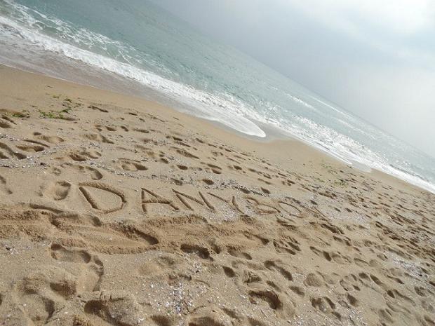 danybon nadpis more