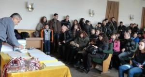 """Награждаване на победителите от """"Иван Салабашев"""" 2012 архив """"Данибон"""""""
