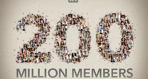 linkedin 200 mil 300