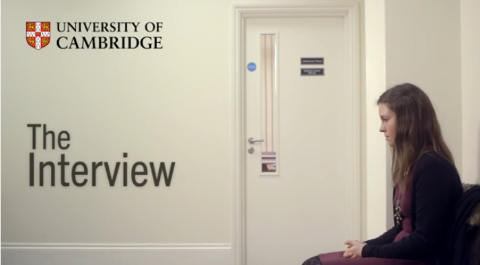 interview cambridge