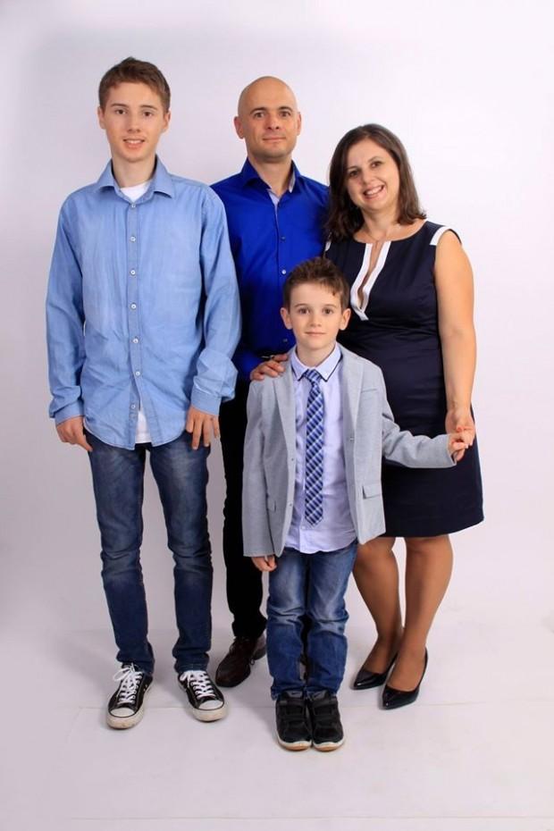 Нашето семейство  2014 г.