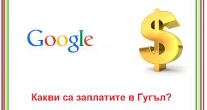 zaplati google