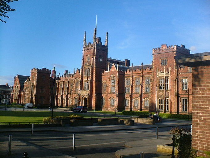 The Queens University of Belfast