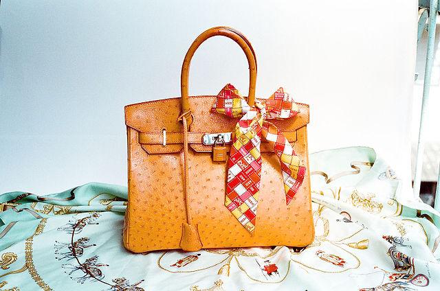 Hermès Ostrich Birkin bag - Wen-Cheng Liu - Flickr