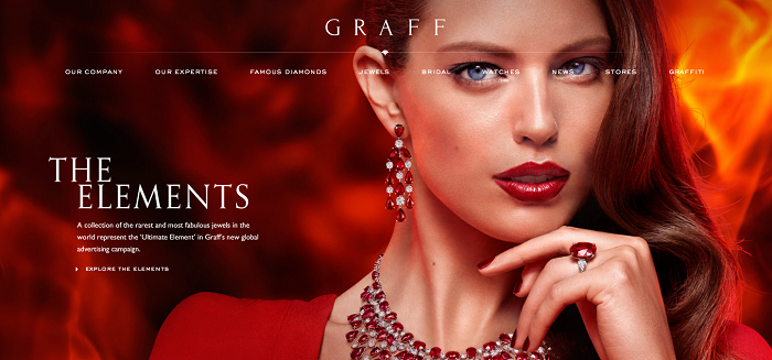 graff diamonds red