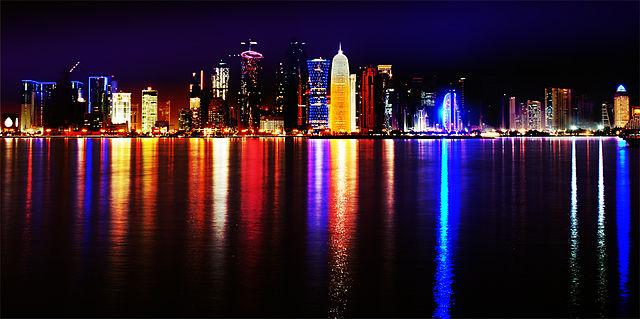 Доха, Катар автор: Nuroptics (Уикипедия)