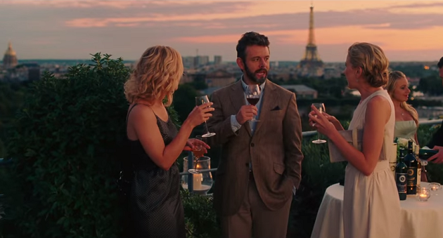 midnight in paris na terasa