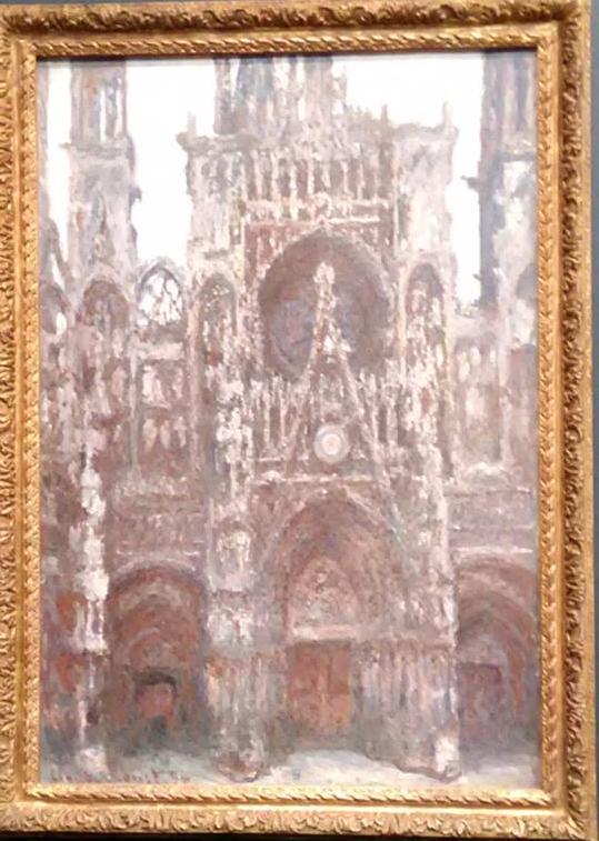 catedrale de rouen d'orsay 4