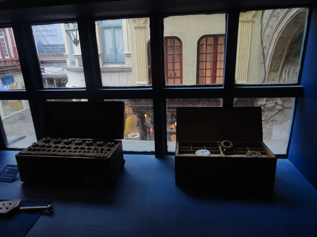gros horologe 7 muzee