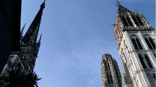 kuli catedrale de rouen