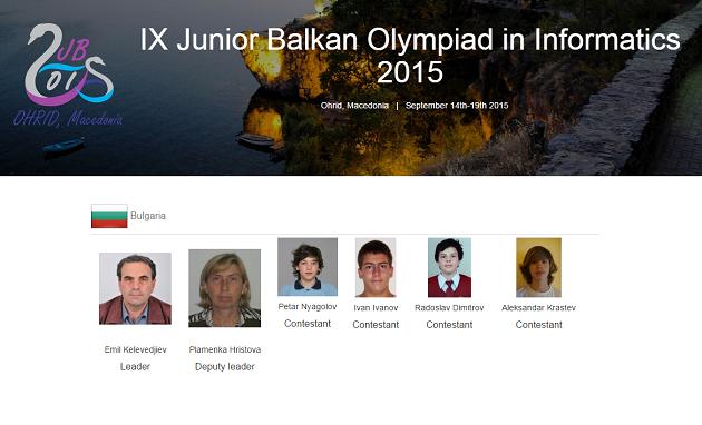 mladejka balkaniada po informatica 2015