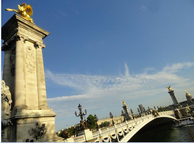 paris pont alexander 3