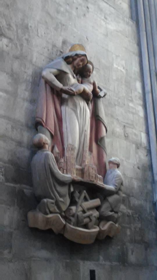 rouen catedrala deva maria