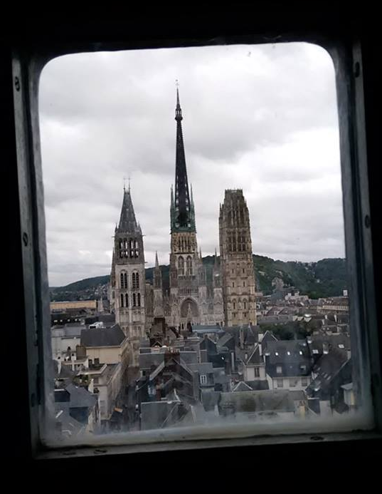 rouen catedrala obsta snimka ot 4asovnica