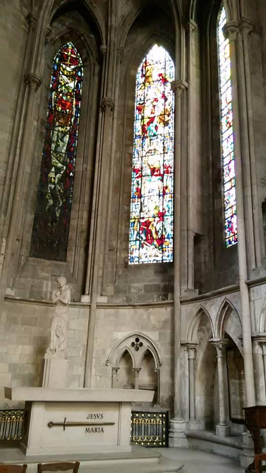 rouen catedrala vitrage 2