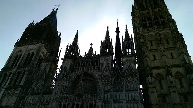 rouen catedrala vunshno3