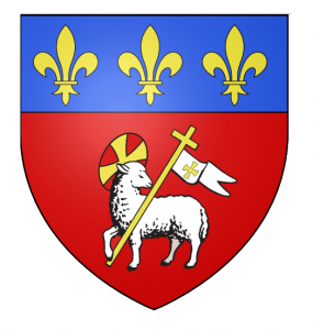 Герб на Руан източник: Уикипедия, SanchoPanzaXXI