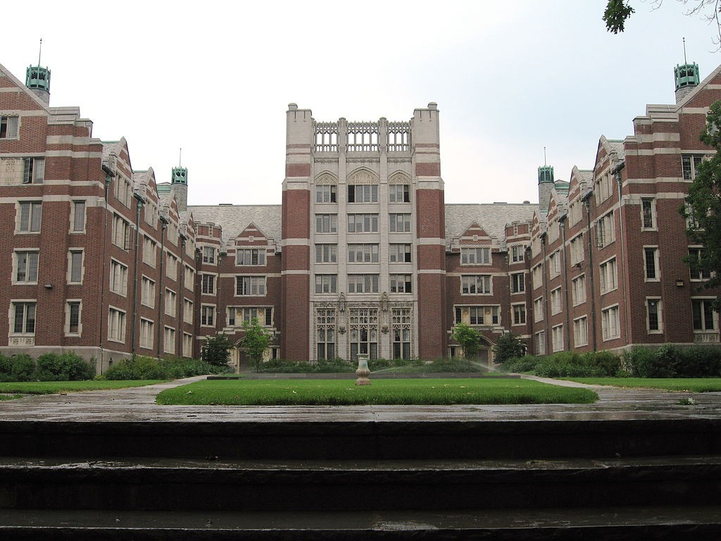 Wellesley College Tower Court By Jared and Corin (Tower Court) [CC BY-SA 2.0 (http://creativecommons.org/licenses/by-sa/2.0)], via Wikimedia Commons