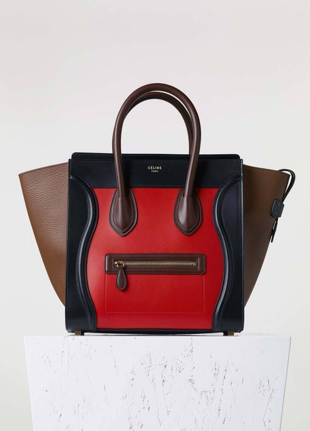 Céline MICRO LUGGAGE HANDBAG източник: celine.com