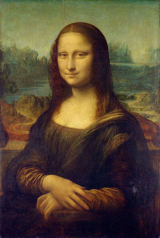 """Мона Лиза"" (1503–1507) - Леонардо да Винчи"