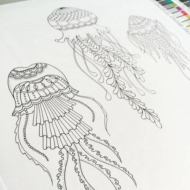 meduzi izguben okean
