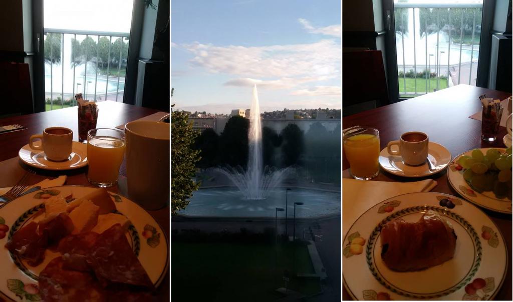 rouen zakuska hotel trojna snimka