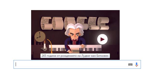 google doodle bethoven