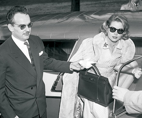 grace kelly-Hermes-Kelly-Bag
