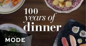 100 years dinner