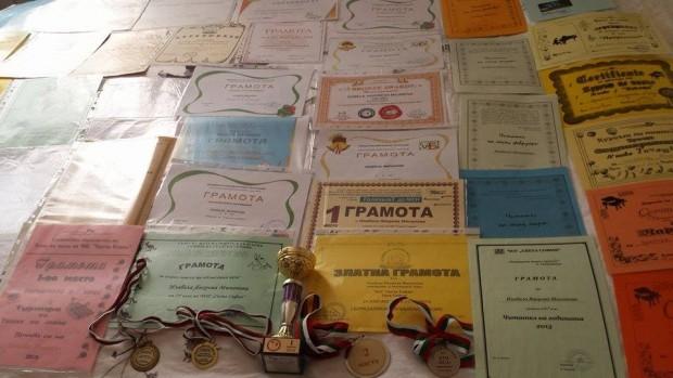 isabella milanova medali