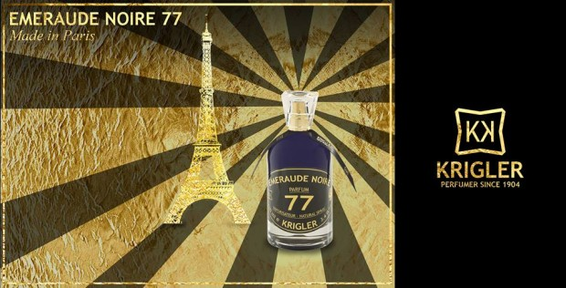 Krigler Emeraude Noire 77