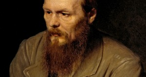 Портрет писателя Фёдора Михайловича Достоевского (1872) Василий Перов