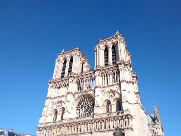 Cathedrale Notre-Dame de Paris