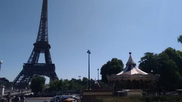 vurtelejkata do Tour Eiffel 1