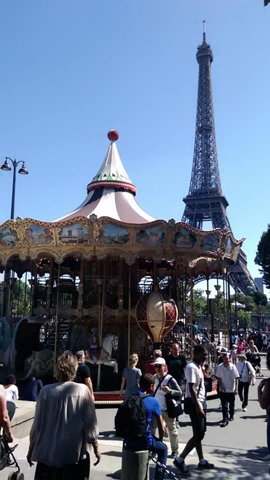 vurtelejkata do Tour Eiffel 11