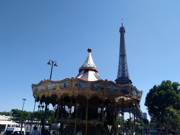 vurtelejkata do Tour Eiffel 13