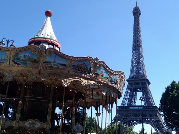 vurtelejkata do Tour Eiffel 19
