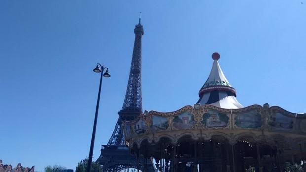 vurtelejkata do Tour Eiffel 2