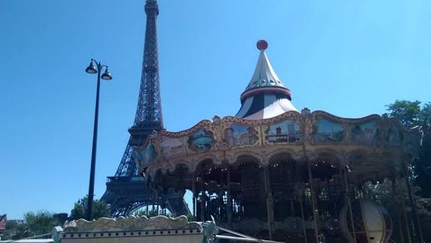 vurtelejkata do Tour Eiffel 3