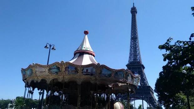 vurtelejkata do Tour Eiffel 6