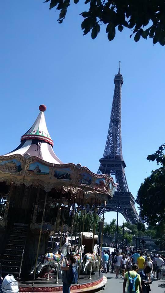 vurtelejkata do Tour Eiffel 7