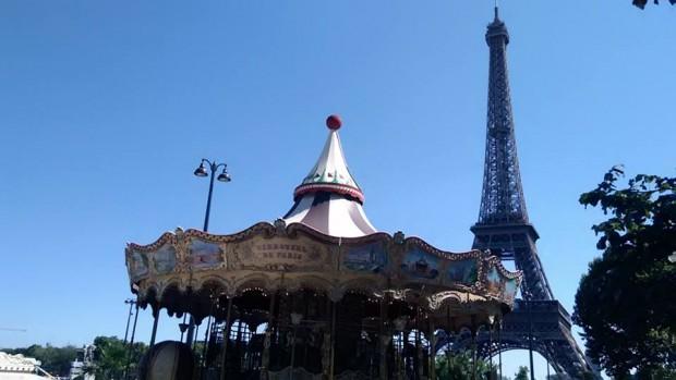 vurtelejkata do Tour Eiffel 8