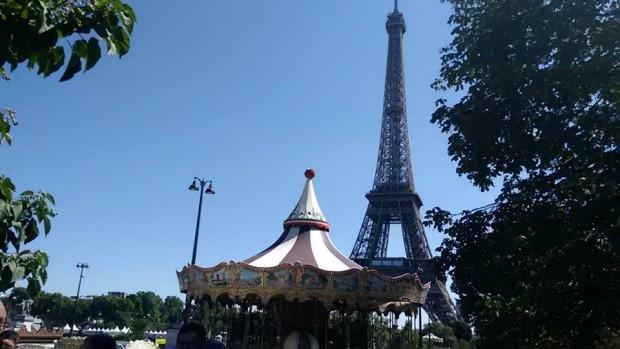 vurtelejkata do Tour Eiffel 9