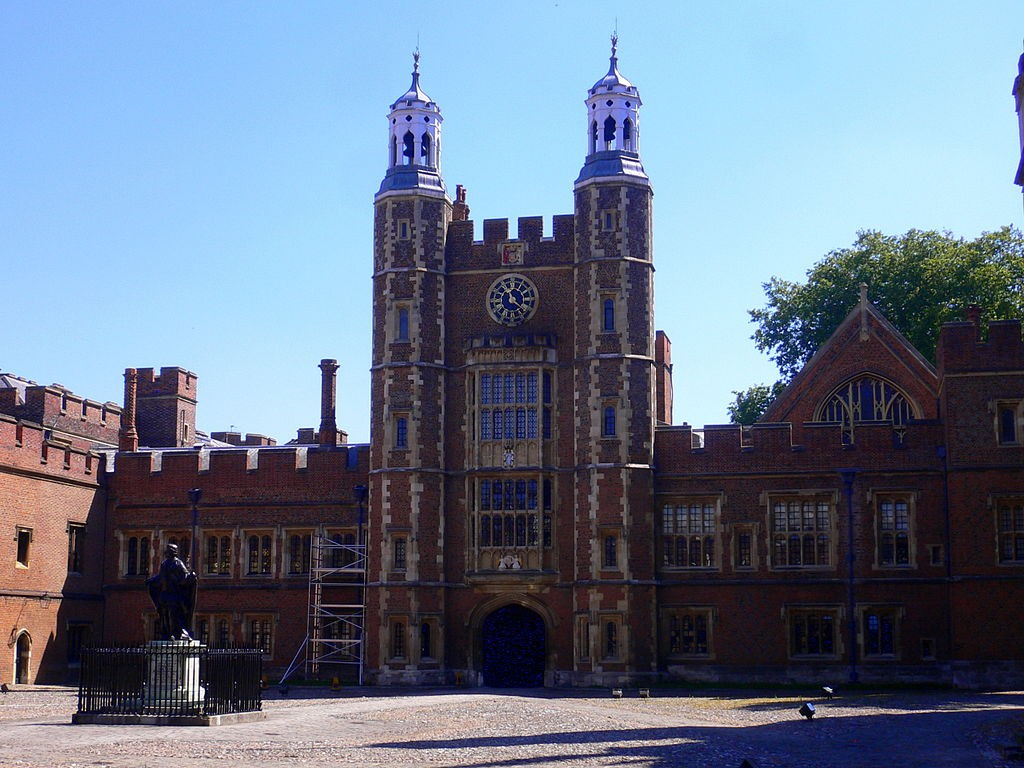 Eton College By Herry Lawford [CC BY 2.0 (http://creativecommons.org/licenses/by/2.0)], via Wikimedia Commons