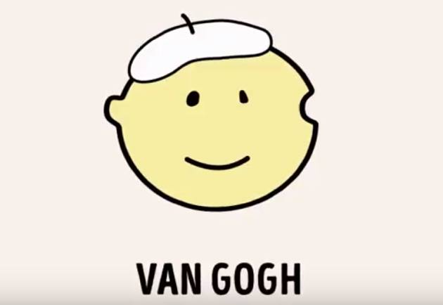art of history animazia van gogh