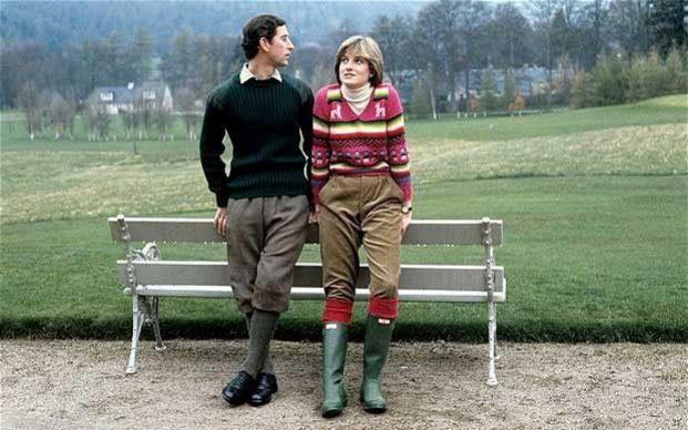 Принц Чарлз и Лейди Даяна източник: REX, Telegraph