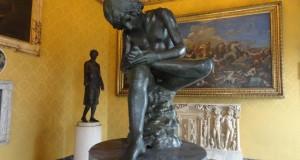 """""""Момчето с тръна"""" в Капитолийските музеи"""