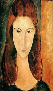 Портрет на Жан Ебютерн