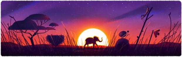 google doodle earth 3