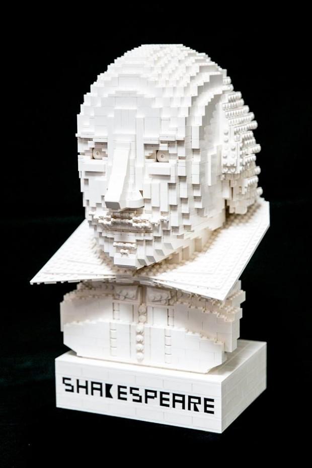 lego Shakespeare figura 2